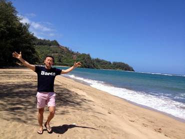 一生、行きます!!この季節のハワイ!
