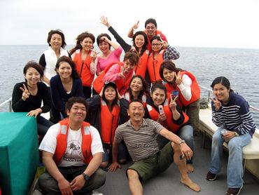 《ホェールウオッチング at 慶良間諸島》