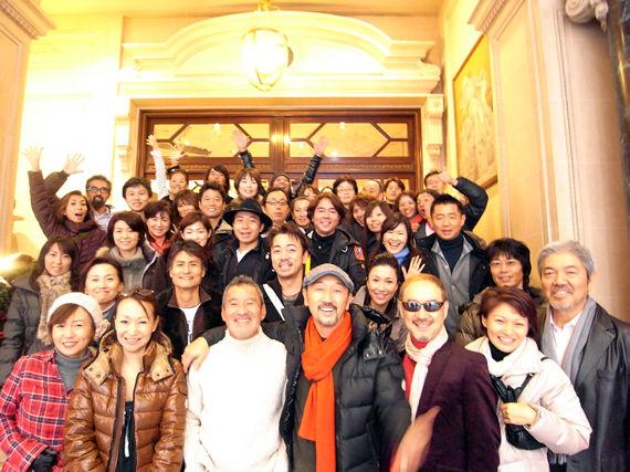 《パリのリーダーシップセミナー2009》