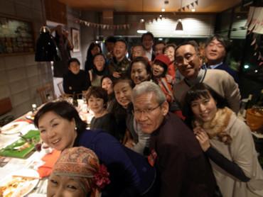 《ニーツさんの還暦パーティー@駒沢》