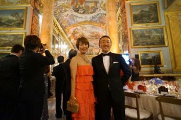 《ローマの晩餐!貴族かぁ?》