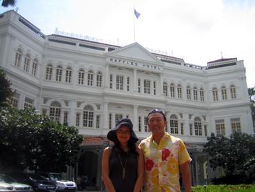 """""""やぁやぁ元気!!""""のシンガポールの日々。 さて地球儀を眺めて遊び場を選ぼう。"""
