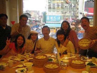 台湾のデビュー戦はメマイの連続!!異文化体験にぶっ飛びな日々。