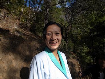 ブータンの人々の笑顔を見たい!