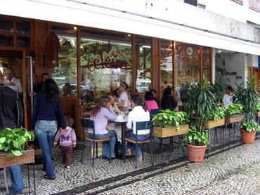 リオデジャネイロで栄養補給
