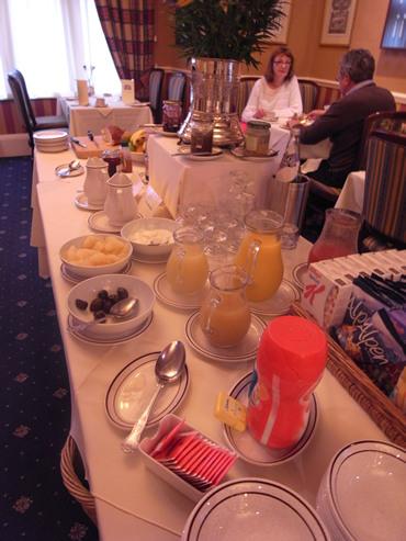 イギリス人の正しき朝食!