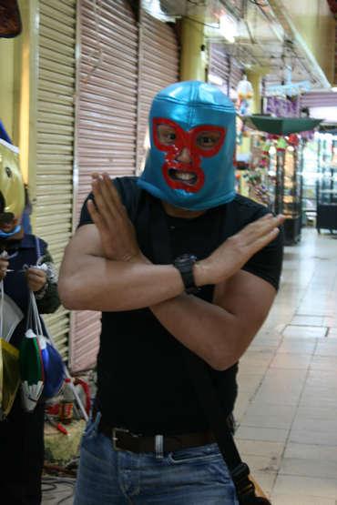 メキシコでバラガン!!