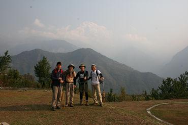 ネパールで深呼吸!ジューサンマンポの旅!