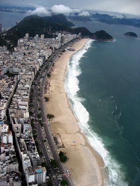 リオデジャネイロ&ニューヨーク