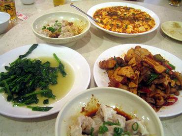 たまには胃腸で火を噴こう!! 四川料理で・・・・・・