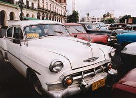 ヘミングウェイが愛したキューバ