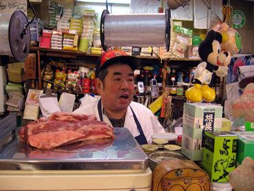 片岡肉店 75年の歴史は物語る~ジンジンジンギスカン!