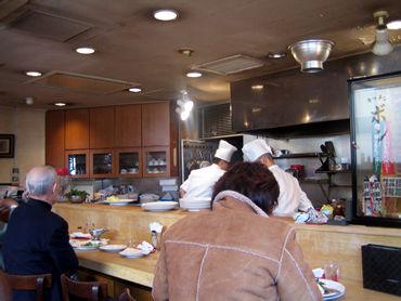キッチン・ボンの歴史は恵比寿の歴史。