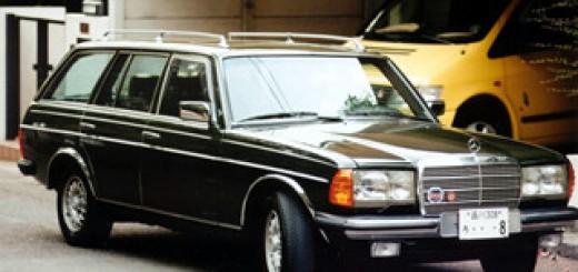 メルセデスベンツ300TDT (1983年式) 22才を迎える!