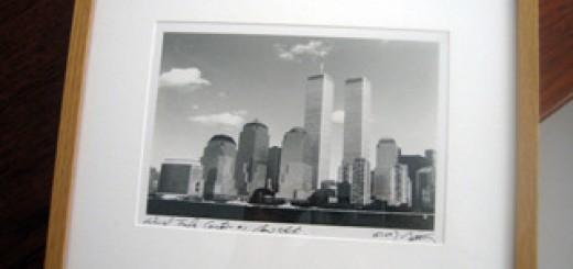 NY ツインタワーの想い出。