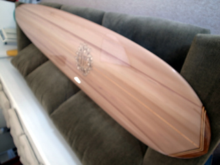 """""""Keijiro-Special"""" DickBrewer Surf boad"""