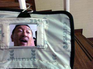 トラベル用グルーミングバッグ