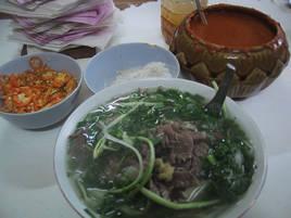 """""""未知麺への遭遇""""ベトナム・ラーメン(フォー)"""