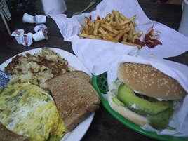 サンタモニカの定食屋事情