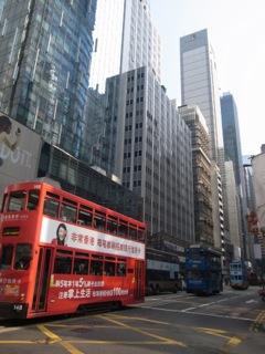 """久々の""""香港""""は""""HONGKONG""""だった。"""
