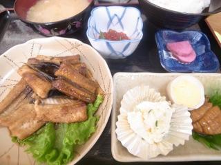 """北海道の世界遺産の町で食う """"はも丼"""""""