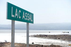 5-1ジブチ アッサル湖