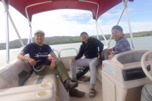 2-1ナイル川源流、タナ湖