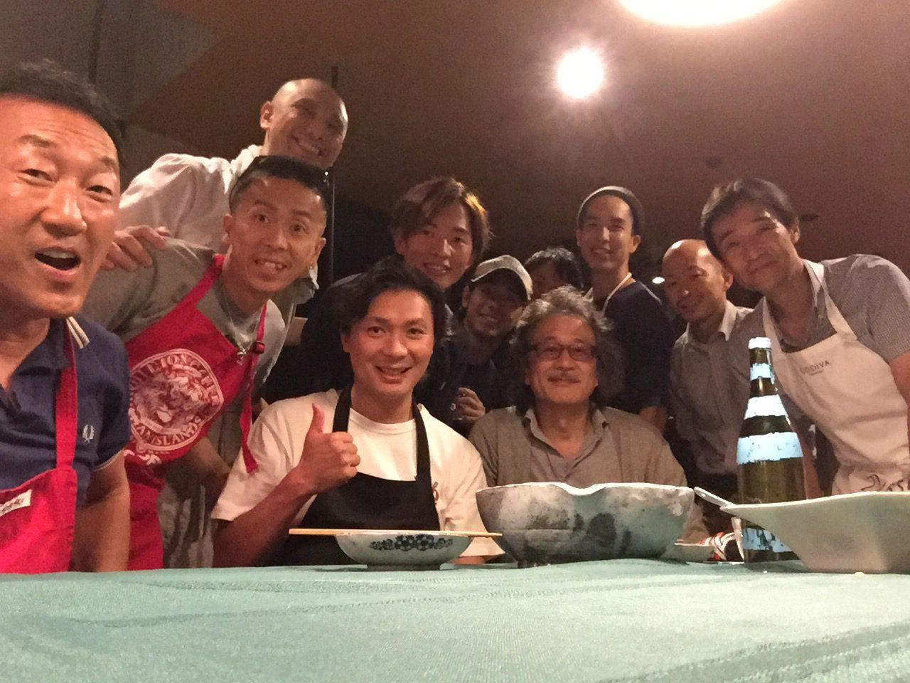 Dancyu Night (男の料理)2期生っ!