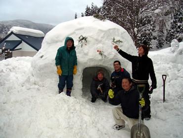 《沖縄県人が雪国・長野県で遊んだ!》