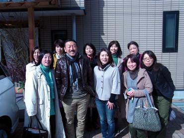 《福島ミーティングのアフター》