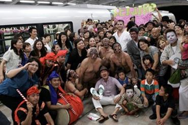 《沖縄のダイナマイト級のサプライズ!》