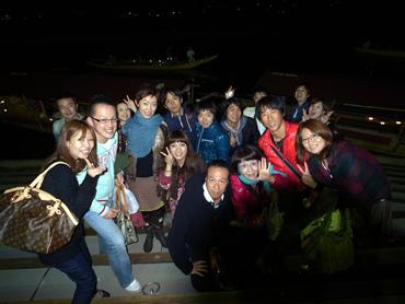 《10月13日 岐阜で鵜飼い見学!》