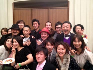 《スポンサーリングキャンペーンのパーティー@東京湾クルージング》