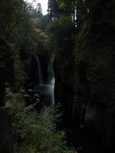 憧れの~~高千穂峡へ!!