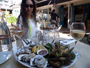 食いたい時に食いたい物が!!@ニュージーランド