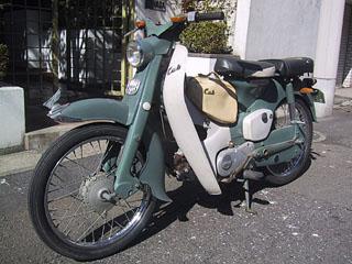 ホンダ・スーパーカブ C100