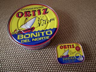 ORITZ の缶!
