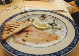 """特集・イタリアかぶれになろう・その1。 《衝撃のイタリア、役立たず情報》 マフィアはウナった。地中海の海の幸。イタリアはシシリー島のレストラン。 (一部""""旅""""レポートと重複。)"""