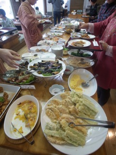 """これぞ世界一の朝食。北海道の湯宿""""だいいち"""""""