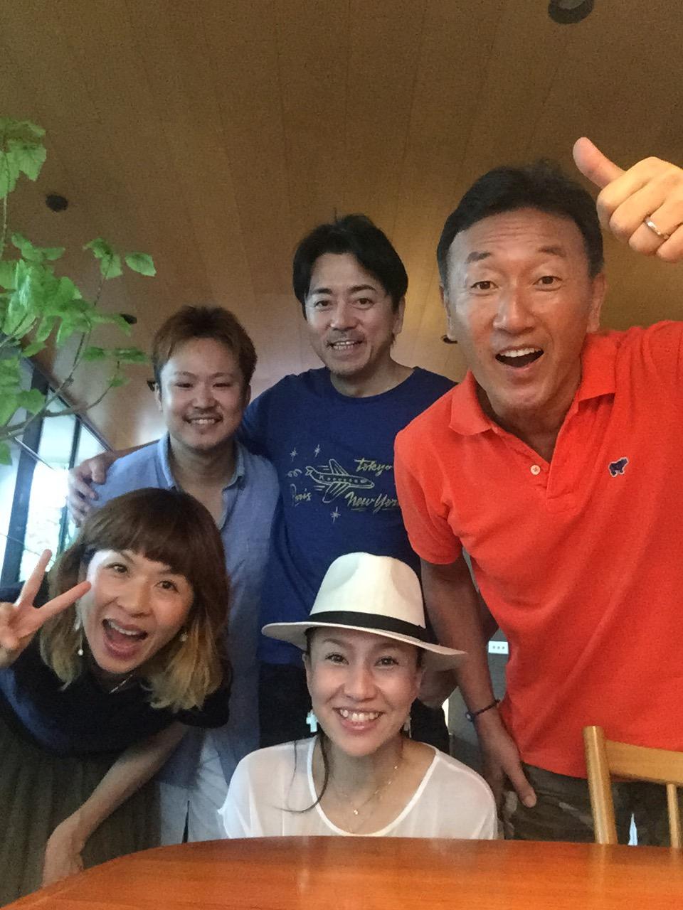 札幌からのゲスト!