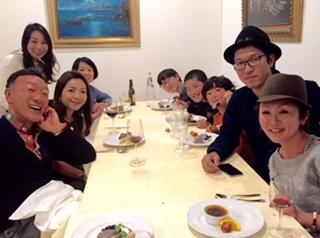 クルンちゃん❤︎ファミリーとのお食事会