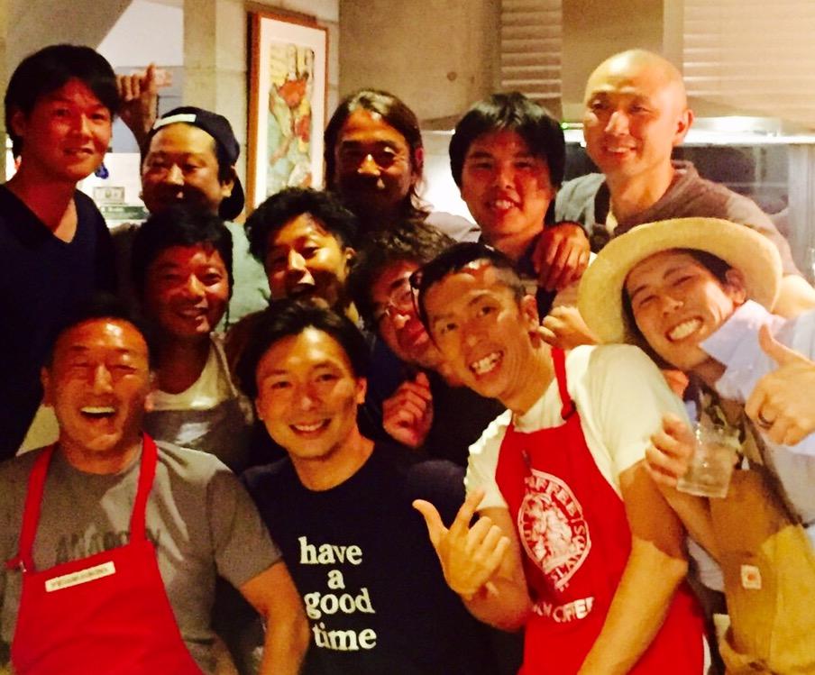 Dancyu Night (男の料理)卒業式!
