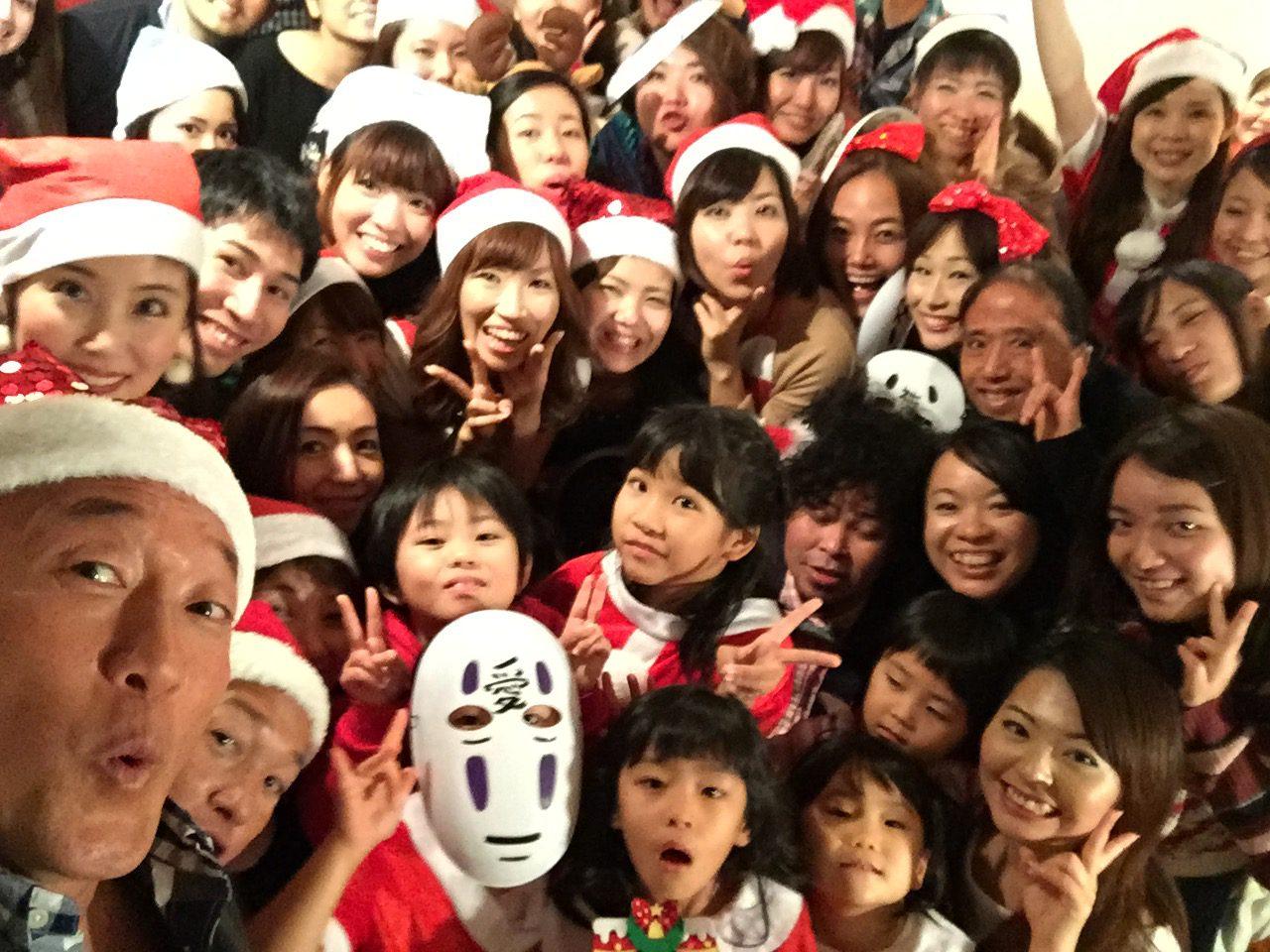 恒例の沖縄クリスマスパーティ